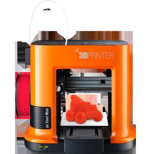 XYZprinting 3D printers   da Vinci   da Vinci mini w