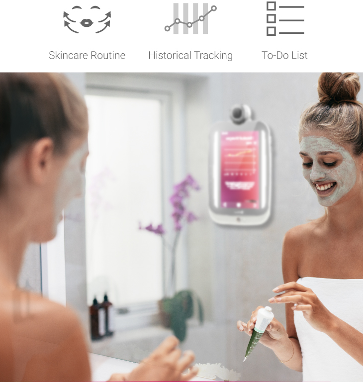 HiMirror Plus + | HiMirror Series | Smart Beauty Mirror