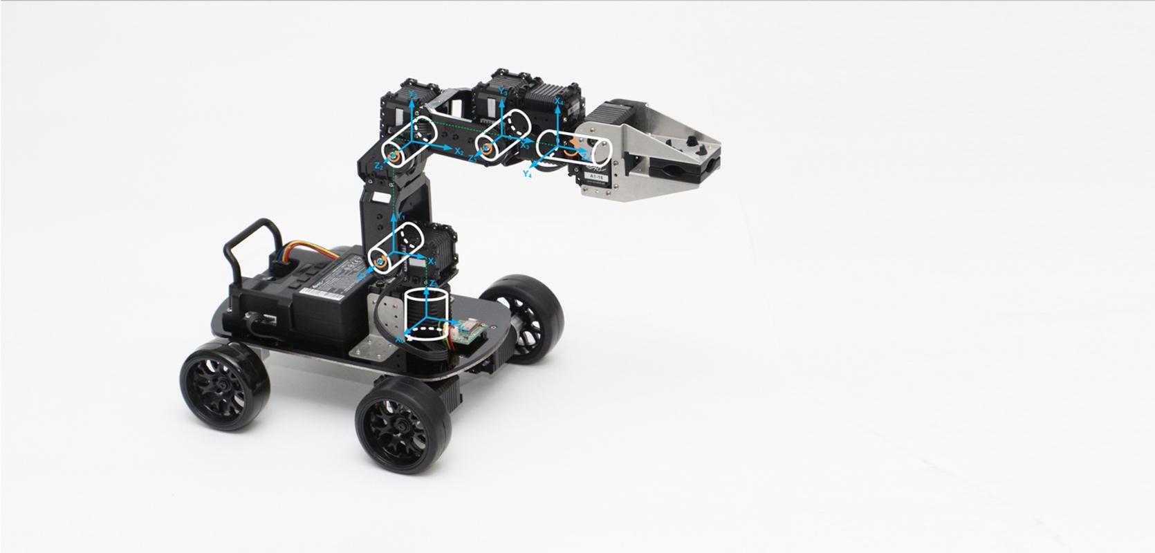 New Era AI Robotic Robotic Arm