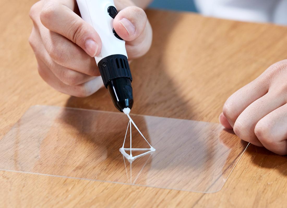 XYZprinting, 3D-Pen Cool (penna 3D a bassa temperatura) 4